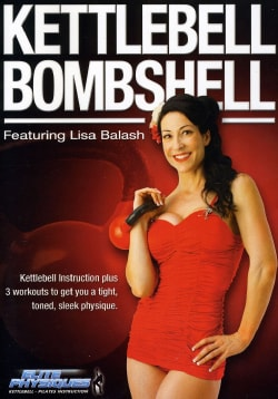 Kettlebell Bombshell with Lisa Balash (DVD)