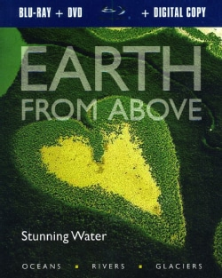 Earth from Above: Stunning Water (Blu-ray/DVD)