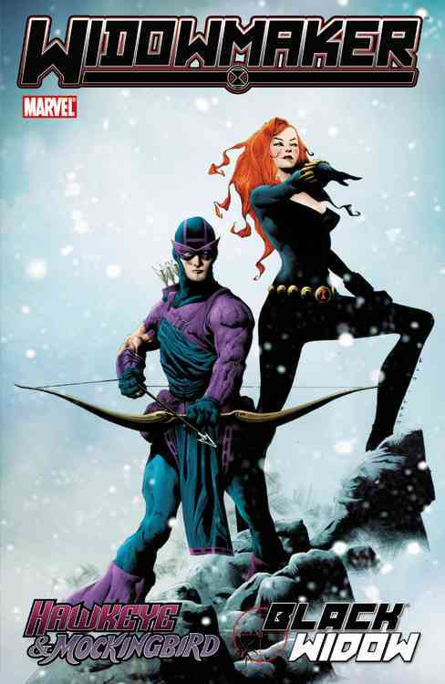Hawkeye & Mockingbird/Black Widow: Widowmaker (Paperback)