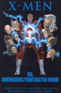X-Men Vs. Avengers/Fantastic Four (Paperback)