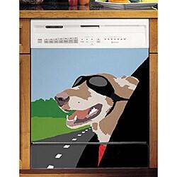 Appliance Art's Dog-gles Dishwasher Cover