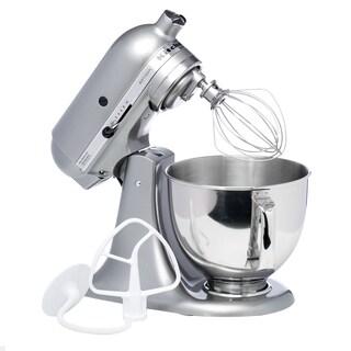 KitchenAid RRK150CU Contour Silver 5-quart Artisan Stand Mixer (Refurbished)