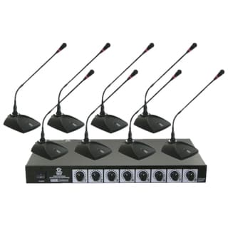 Pyle PDWM8300 Wireless Microphone System