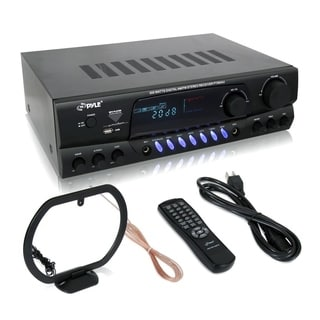 PylePro PT560AU AM/FM Receiver - 300 W RMS - 2 Channel