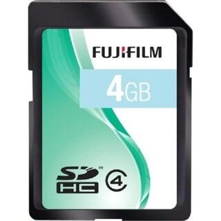 Fujifilm 600008957 4 GB Secure Digital High Capacity (SDHC)