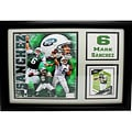 New York Jets #6 Mark Sanchez Deluxe Frame