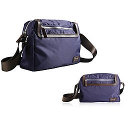 Sumdex NOA-706GS She Rules Soft Nylon Shoulder Bag (Purple)