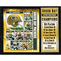 2010 NFC Champions Green Bay Packers Plaque (12x15)
