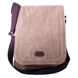 Urban Hipster/ Stone Olive Messenger Bag