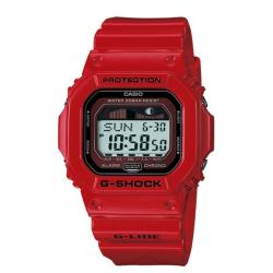 Casio Men's G-Lide 'G-Shock' Red Watch