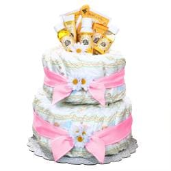 Alder Creek Girl's Burt's Bees Diaper Cake