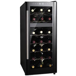 Sunpentown WC-2192H 21-bottle ThermoElectric with Heating Wine Cooler