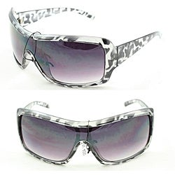 Men's P2027 Leopard Shield Sunglasses