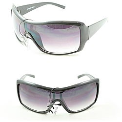 Men's P2027 Purple/ Black Shield Sunglasses