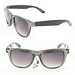 Unisex 972 Grey/ Black Sunglasses