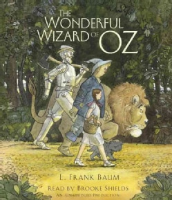 The Wonderful Wizard of Oz (CD-Audio)