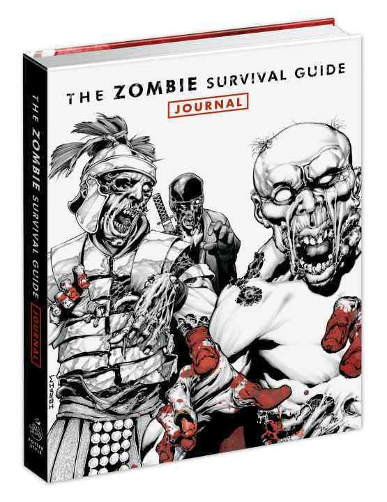 The Zombie Survival Guide (Notebook / blank book)