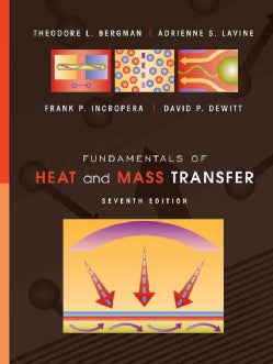 Fundamentals of Heat and Mass Transfer (Hardcover)