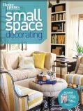 Better Homes and Gardens Small Space Decorating (Paperback)