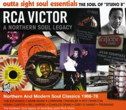 RCA VICTOR: NORTHERN SOUL LEGACY - RCA VICTOR: NORTHERN SOUL LEGACY