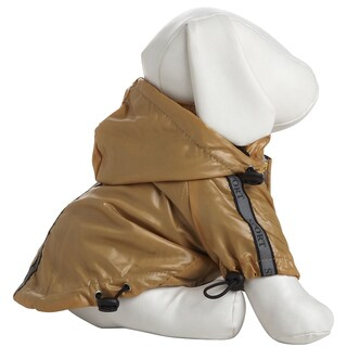 Pet Life Small Hooded Sport Dog Rainbreaker