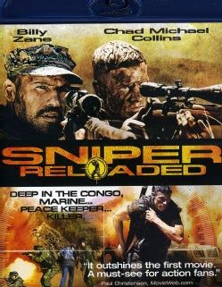 Sniper: Reloaded (Blu-ray Disc)