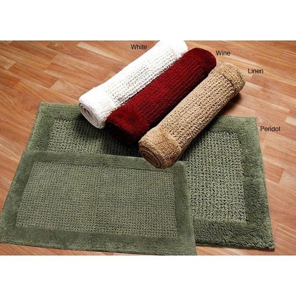 Ashland Cotton 2-piece Bath Mat Set