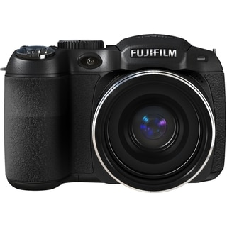 Fujifilm FinePix S2950 14 Megapixel Bridge Camera - Black