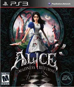 PS3 - Alice: Madness Returns