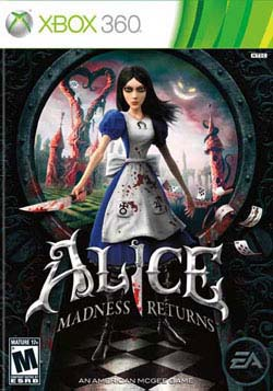 Xbox 360 - Alice: Madness Returns