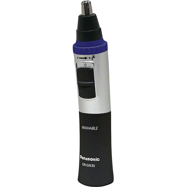 Panasonic ER-GN30-K Wet/ Dry Men's Nose and Ear Trimmer