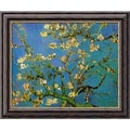 Vincent Van Gogh 'Almond Blossom' Framed Canvas Art