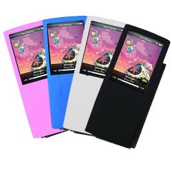iHip iPod Nano 4G Silicone Cases (Pack of 4)