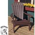Forever Phat Tommy Weather-Resistant Recycled Poly Folding Adirondack Chair