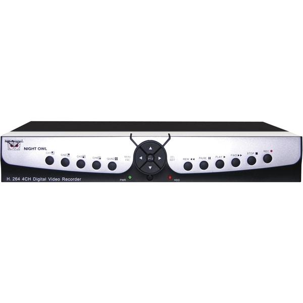 Night Owl Security APOLLO-DVR5 Digital Video Recorder - 500 GB HDD