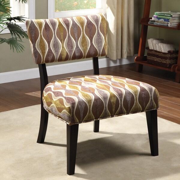Furniture of America Liliane Petite Accent Chair