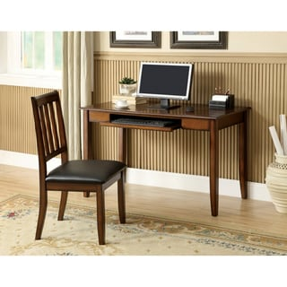 Furniture of America Hampton Console Table and Chair
