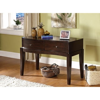 Marcie Espresso Console/ Sofa/ Entry Way Table