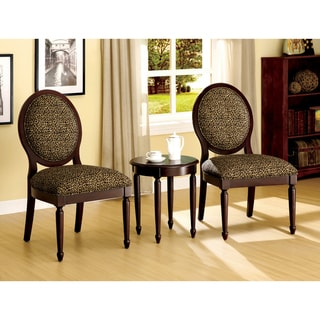 Furniture of America Suzie 3-piece Living Room Furniture Set