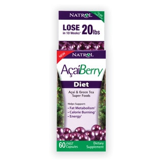 Natrol Acai Berry Diet (60 Tablets)