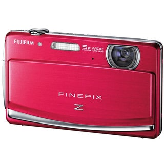 Fujifilm FinePix Z90 14.2MP Red Digital Camera