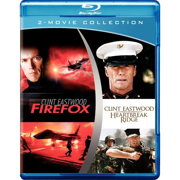 Heartbreak Ridge/Firefox (Blu-ray Disc) 7695939