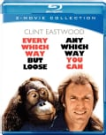 Every Which Way But Loose/Any Which Way You Can (Blu-ray Disc)