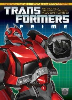 Transformers Prime: Darkness Falls (Paperback)