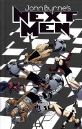 John Byrne's Next Men 1: Scattered (Hardcover)