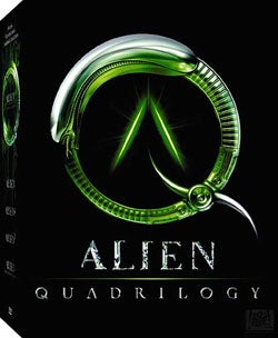 Alien Quadrilogy (Special Edition) (DVD)