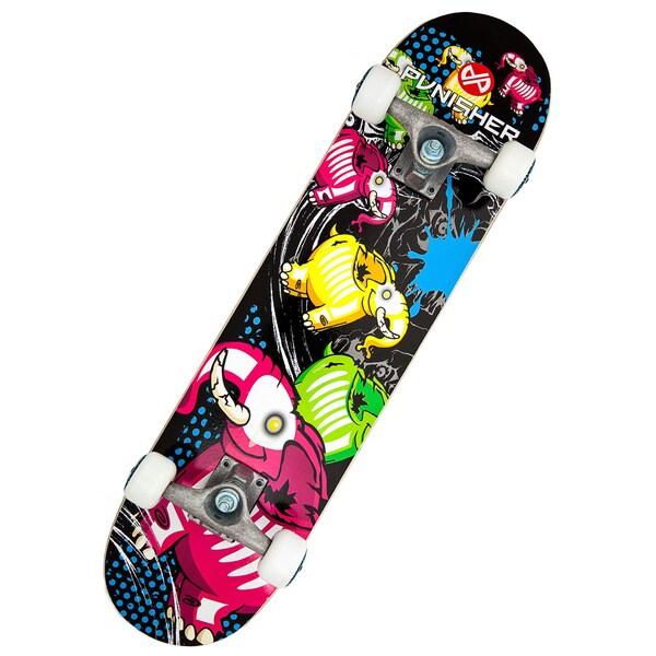 Punisher Elephantasm 31-inch Skateboard