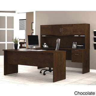 Bestar Harmony U-shaped Workstation