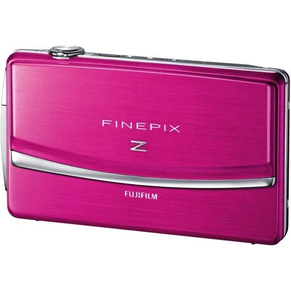 Fujifilm FinePix Z90 14.2 Megapixel Compact Camera - Pink