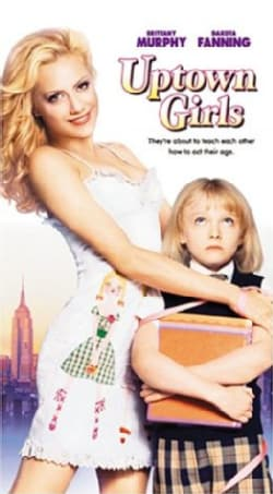 Uptown Girls (DVD)